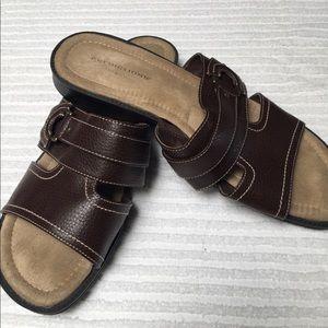 Brown Sandals 11W
